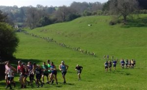 Chedworth Trail 10 Mile