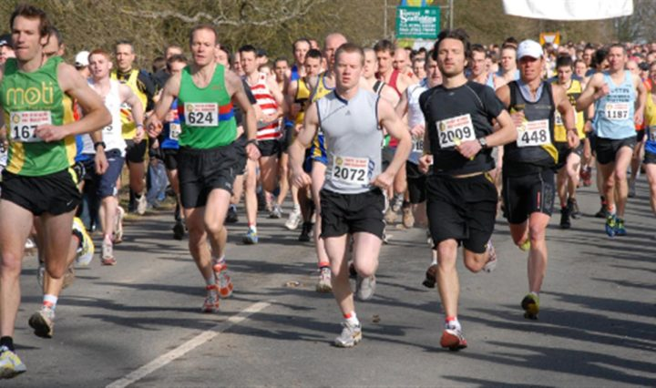 Forest of Dean Half Marathon